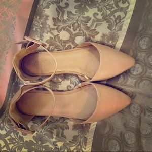 Charlotte Russe flats in good condition